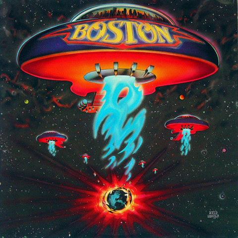 Boston - Boston Limited Edition 180g Vinyl LP - direct audio