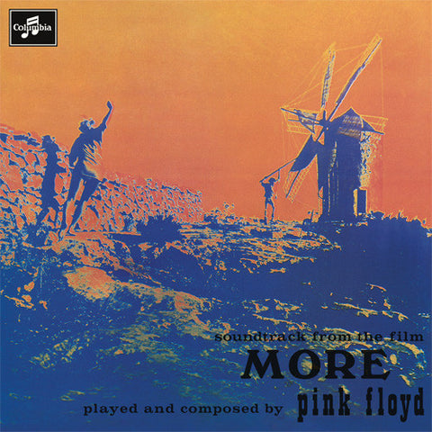 Pink Floyd - More Original Soundtrack on Limited Edition 180g Vinyl LP - direct audio