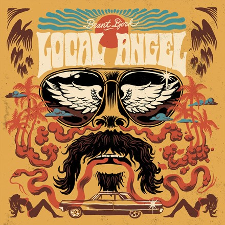 Brant Bjork - Local Angel Vinyl LP (Out Of Stock) - direct audio