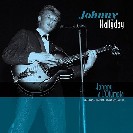 Johnny Hallyday - Johnny a L'olympia 180g Import Vinyl LP - direct audio