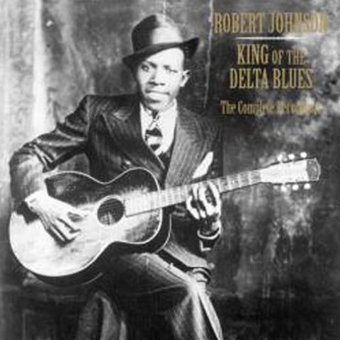 Robert Johnson - King Of The Delta Blues: The Complete Recordings On 3 x 140g Vinyl LP Box Set + Book w/ Lyrics + Poster - direct audio
