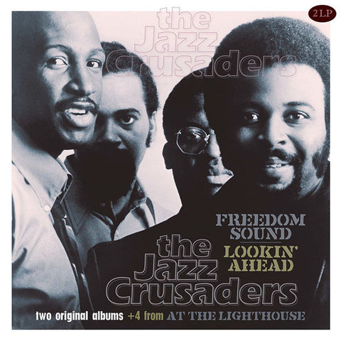 The Jazz Crusaders - Freedom Sound/Lookin' Ahead on 180g Import 2LP - direct audio