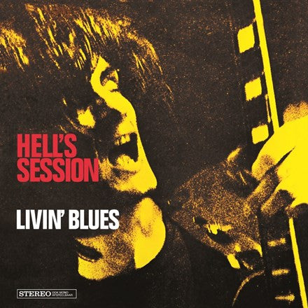 Livin' Blues - Hell's Session Import 180g Vinyl LP - direct audio