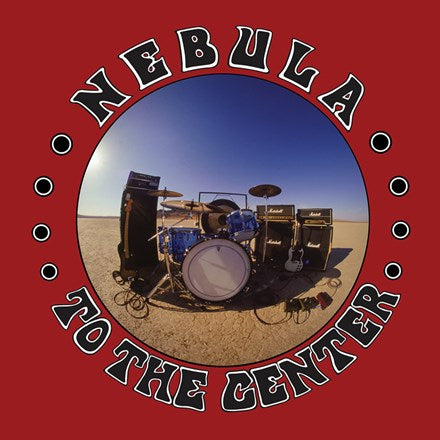 Nebula - To the Center Import Vinyl LP + Bonus Tracks - direct audio