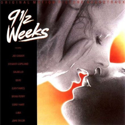 9 1/2 Weeks: Soundtrack - Various Artists Limited Edition 180g Import Colored Vinyl LP - direct audio