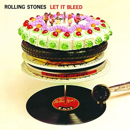 The Rolling Stones - Let It Bleed 180g Vinyl LP - direct audio