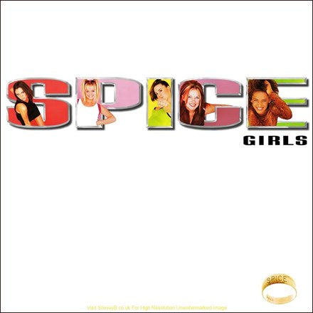 Spice Girls - Spice Import Vinyl LP - direct audio