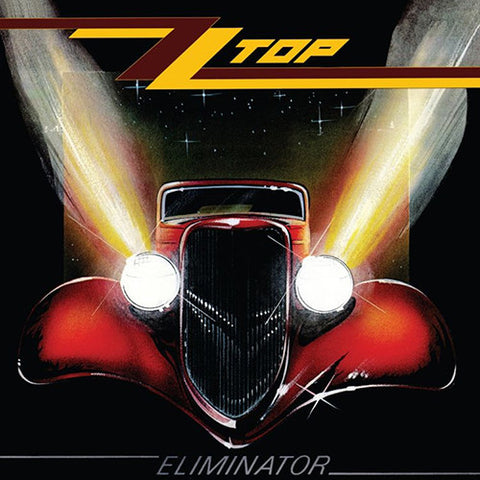 ZZ Top - Eliminator Colored Import Vinyl LP - direct audio