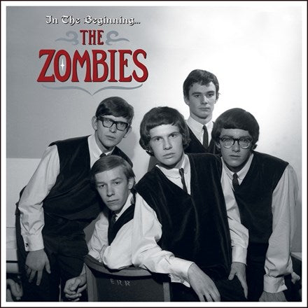 The Zombies Zombies: In The Beginning 180g Import Colored Vinyl 5LP Box Set