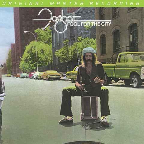 Foghat - Fool for the City on Numbered Limited-Edition 180g LP from Mobile Fidelity - direct audio