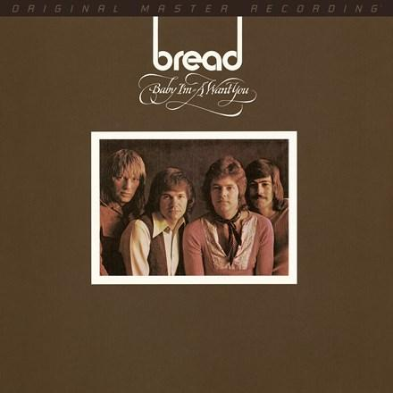 Bread - Baby I'm-A Want You Numbered Limited Edition Hybrid SACD - direct audio