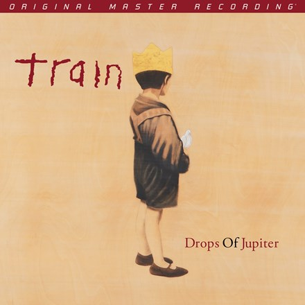Train - Drops of Jupiter Numbered Limited Edition 180g Vinyl LP - direct audio