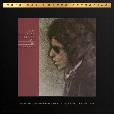Bob Dylan - Blood On The Tracks Limited Edition UltraDisc One-Step 45RPM Vinyl 2LP Box Set - direct audio