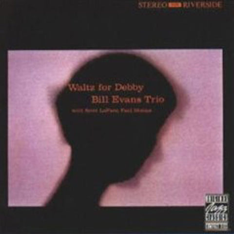 Bill Evans - Waltz For Debby Vinyl LP - direct audio