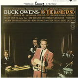 Buck Owens and His Buckaroos - On The Bandstand Colored Vinyl LP - direct audio
