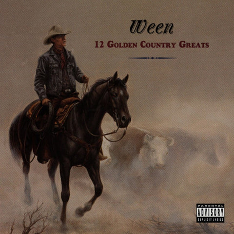 Ween - 12 Golden Country Greats on Limited Edition Colored LP - direct audio