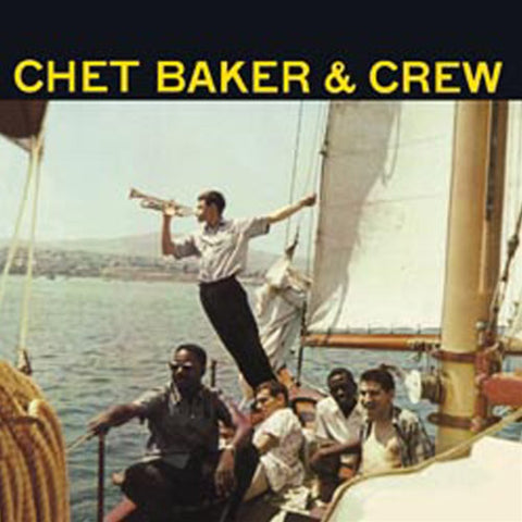 Chet Baker - Chet Baker And Crew on 180g Import Vinyl 2LP - direct audio