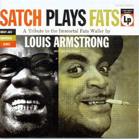 Louis Armstrong - Satch Plays Fats 180g Import Vinyl LP - direct audio