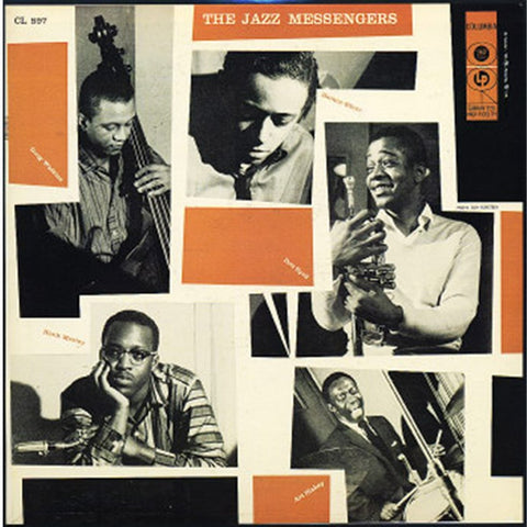 Art Blakey - The Jazz Messengers on 180g Import 2LP - direct audio