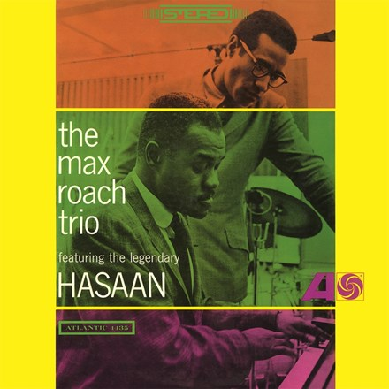 The Max Roach Trio - Featuring The Legendary Hasaan 180g Import Vinyl LP - direct audio