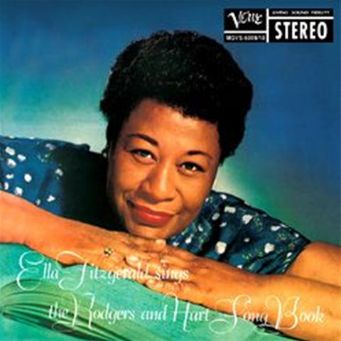 Ella Fitzgerald - Sings the Rodgers and Hart Song Book on 180g Import 2LP - direct audio
