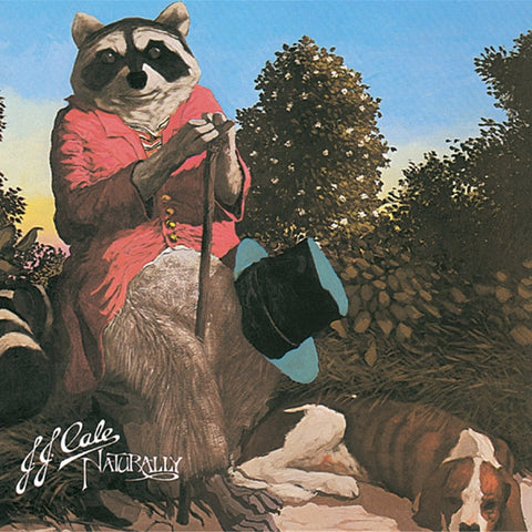 J.J. Cale - Naturally on 180g Import LP - direct audio