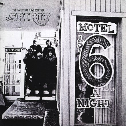 Spirit - The Family That Plays Together Vinyl LP - direct audio