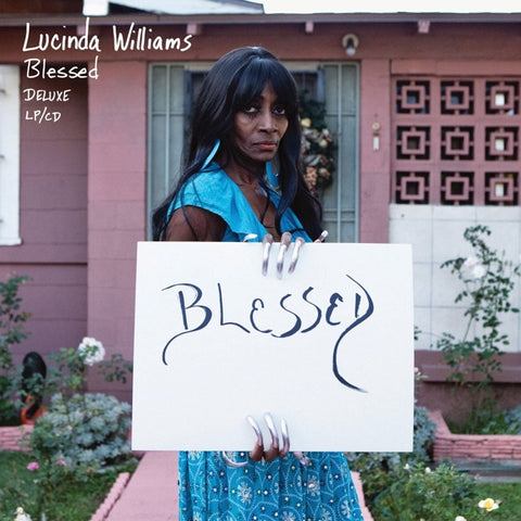 Lucinda Williams - Blessed on 2LP + 2CD Set - direct audio