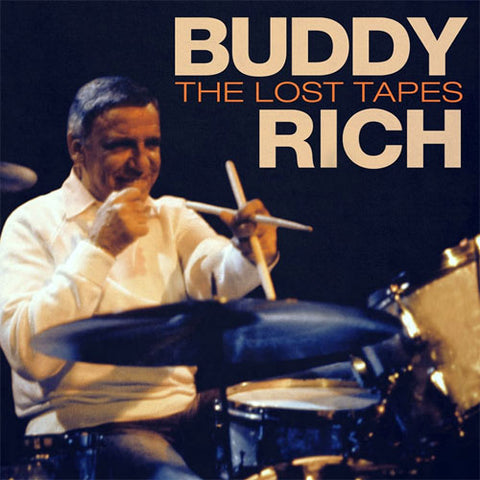 Buddy Rich - The Lost Tapes 180g Vinyl LP - direct audio