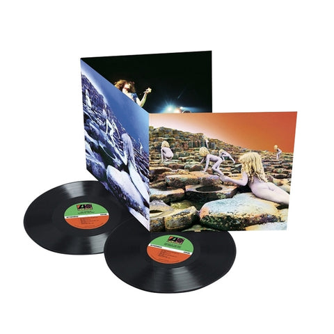 Led Zeppelin - Houses of the Holy: Deluxe Edition on 180g Vinyl 2LP - direct audio