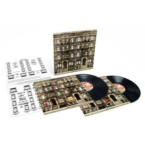 Led Zeppelin - Physical Graffiti 180g Vinyl 2LP (Out Of Stock) - direct audio