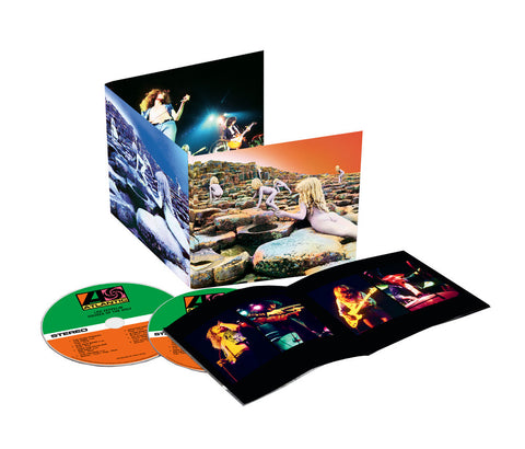 Led Zeppelin - Houses of the Holy: Deluxe Edition on 2CD - direct audio