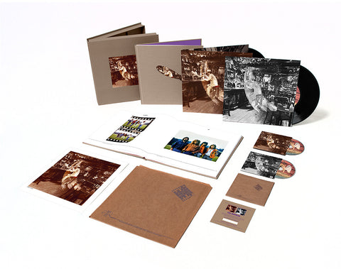 Led Zeppelin - In Through the Out Door: Super Deluxe Edition on Numbered Limited Edition 180g Vinyl 2LP + 2CD Box Set - direct audio