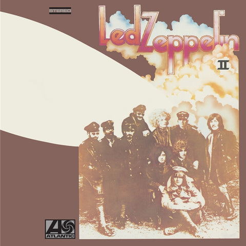 Led Zeppelin - Led Zeppelin II 180g Vinyl LP - direct audio