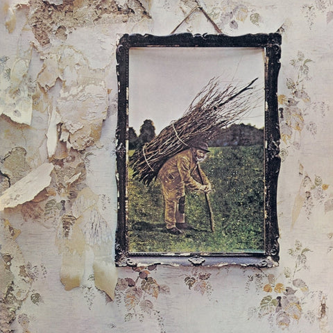Led Zeppelin - Led Zeppelin IV 180g Vinyl LP - direct audio