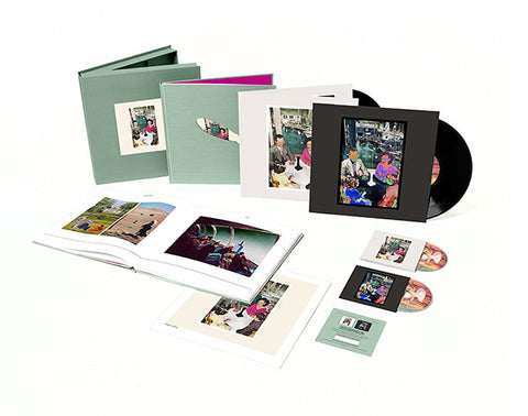 Led Zeppelin - Presence: Super Deluxe Edition on Numbered Limited Edition 180g 2LP + 2CD Box Set - direct audio