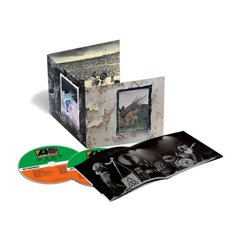 Led Zeppelin - Led Zeppelin IV: Deluxe Edition on 2CD - direct audio