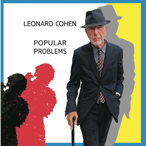 Leonard Cohen - Popular Problems on Vinyl LP + CD - direct audio