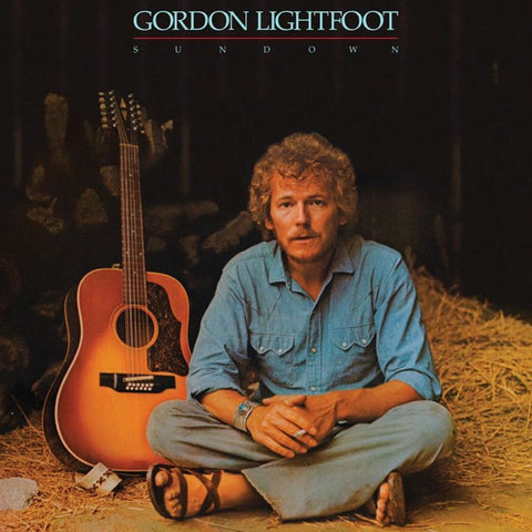 Gordon Lightfoot - Sundown on Limited Edition 180g Vinyl LP (Special Order) - direct audio