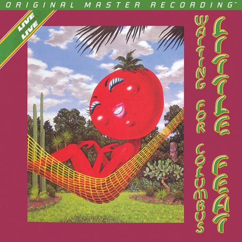 Little Feat - Waiting for Columbus on Numbered Limited-Edition 24K Gold 2CD Set from Mobile Fidelity - direct audio