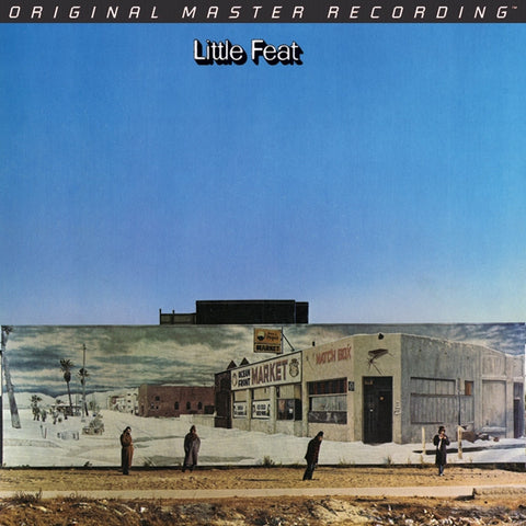 Little Feat - Little Feat on Numbered Limited-Edition 24K Gold CD from Mobile Fidelity - direct audio