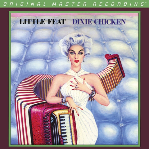 Little Feat - Dixie Chicken on Numbered Limited-Edition 180g LP from Mobile Fidelity - direct audio