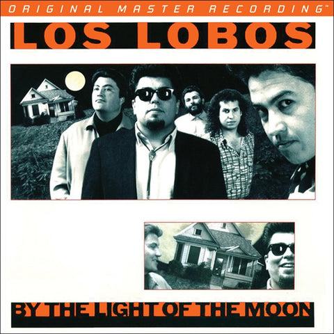 Los Lobos - By the Light of the Moon on Numbered Limited Edition Hybrid SACD from Mobile Fidelity - direct audio