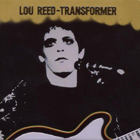 Lou Reed - Transformer on LP - direct audio