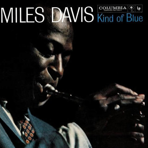 Miles Davis - Kind Of Blue on Limited Edition 180g Mono LP - direct audio