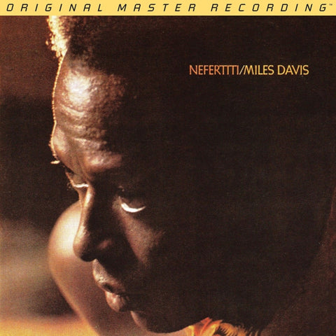 Miles Davis - Nefertiti on Numbered Limited Edition 180g 45RPM 2LP from Mobile Fidelity - direct audio