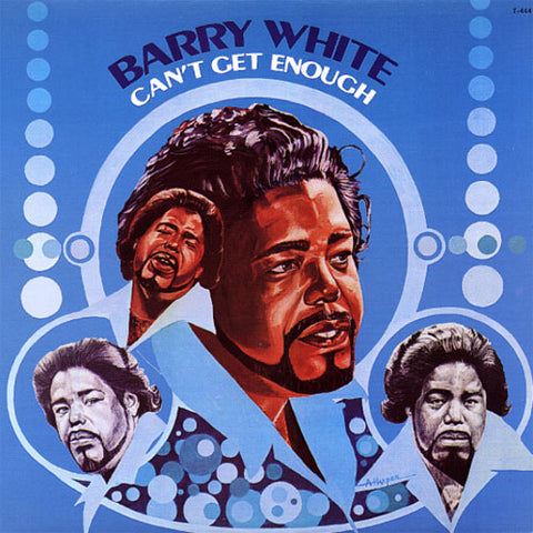 Barry White - Can't Get Enough 180g Vinyl LP