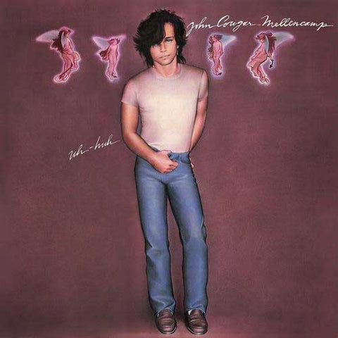 John Mellencamp - Uh-Huh 180g Vinyl LP - direct audio