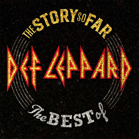 "Def Leppard The Story So Far: The Best of Def Leppard 180g Vinyl 2LP & 7"" Vinyl"