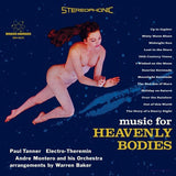 Paul Tanner - Music For Heavenly Bodies Colored Vinyl LP - direct audio